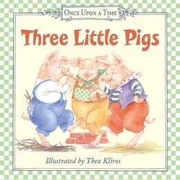 Book Three Little Pigs by Domain Public Domain