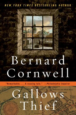 Book Gallows Thief: A Novel by Bernard Cornwell