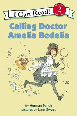 Book Calling Doctor Amelia Bedelia by Herman Parish