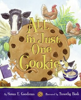 Book All in Just One Cookie by Susan Goodman
