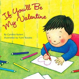 Book If You'll Be My Valentine by Cynthia Rylant