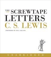 The Screwtape Letters  Cd