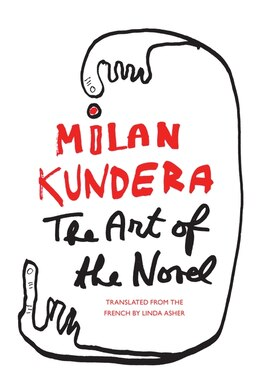 Book The Art Of The Novel by Milan Kundera