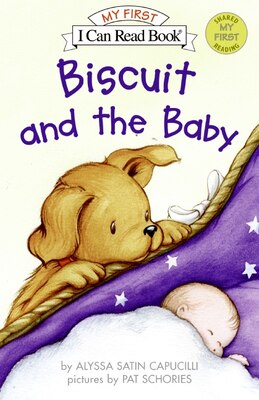 Book Biscuit and the Baby by Alyssa Satin Capucilli