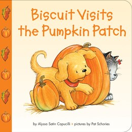 Book Biscuit Visits the Pumpkin Patch by Alyssa Satin Capucilli