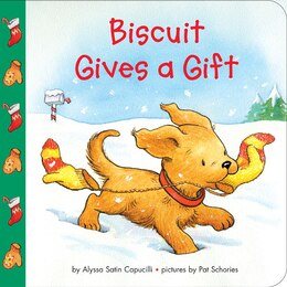 Book Biscuit Gives a Gift by Alyssa Satin Capucilli