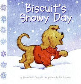 Book Biscuit's Snowy Day by Alyssa Satin Capucilli