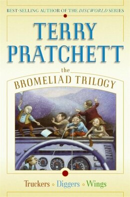 Book The Bromeliad Trilogy: Truckers/diggers/wings by Terry Pratchett