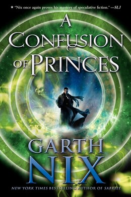Book A Confusion Of Princes by Garth Nix
