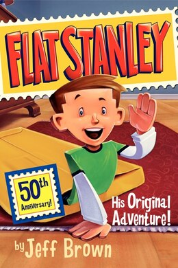 Book Flat Stanley: His Original Adventure! by Jeff Brown