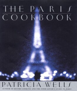 Book The Paris Cookbook by Patricia Wells