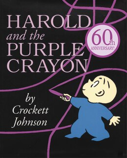 Book Harold and the Purple Crayon by Crockett Johnson
