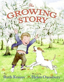 Book The Growing Story by Ruth Krauss