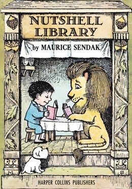 Book Nutshell Library by Maurice Sendak