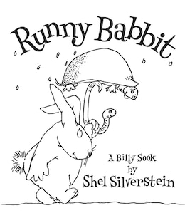 Book Runny Babbit: A Billy Sook by Shel Silverstein