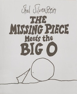 Book The Missing Piece Meets the Big O by Shel Silverstein