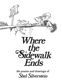 Book Where The Sidewalk Ends: Poems and Drawings by Shel Silverstein