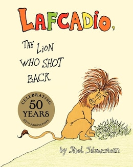 Book Lafcadio, the Lion Who Shot Back by Shel Silverstein