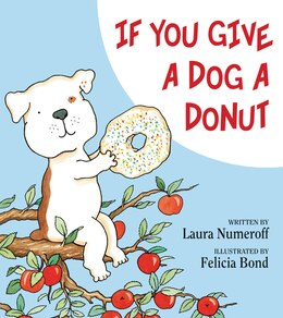 Book If You Give A Dog A Donut by Laura Numeroff