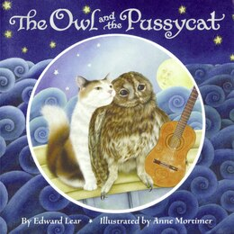 Book The Owl And The Pussycat by Edward Lear