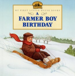 Book A Farmer Boy Birthday by Laura Ingalls Wilder