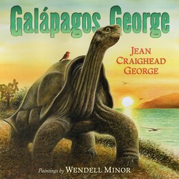 Book Galapagos George by Jean Craighead George