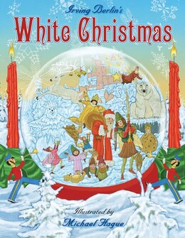 Book White Christmas by Irving Berlin