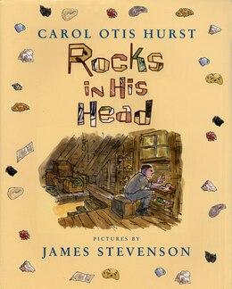 Book Rocks In His Head by Carol Otis Hurst