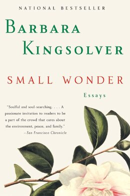 Book Small Wonder: Essays by Barbara Kingsolver