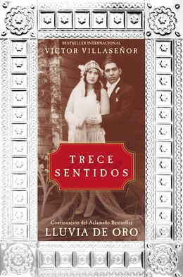 Book Trece Sentidos by Victor Villasenor