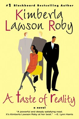 Book A Taste Of Reality by Kimberla Lawson Roby