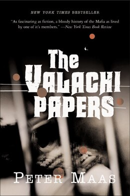 Book The Valachi Papers by Peter Maas