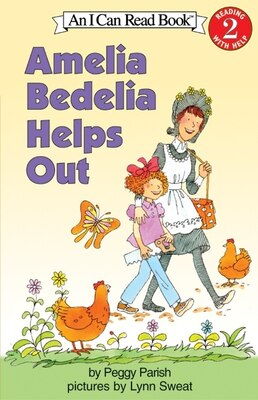 Book Amelia Bedelia Helps Out by Peggy Parish