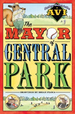 Book The Mayor Of Central Park by Avi