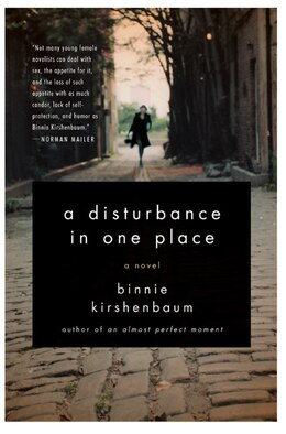 Book A Disturbance In One Place: A Novel by Binnie Kirshenbaum
