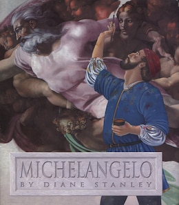 Book Michelangelo by Diane Stanley
