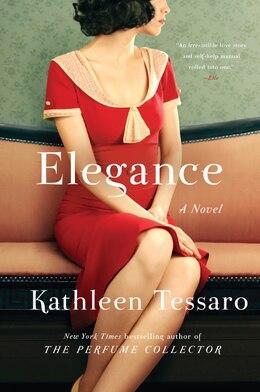 Book Elegance by Kathleen Tessaro