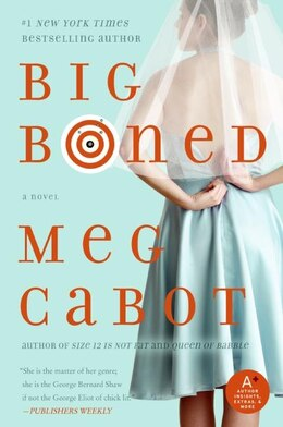 Book Big Boned by Meg Cabot
