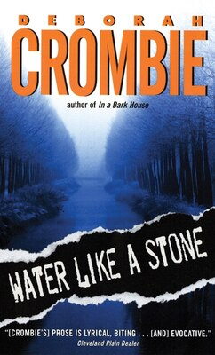 Book Water Like a Stone by Deborah Crombie