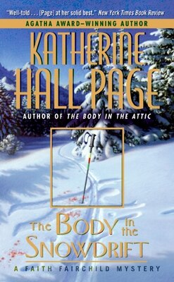 Book The Body In The Snowdrift: A Faith Fairchild Mystery by Katherine Hall Page