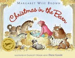 Book Christmas in the Barn by Margaret Wise Brown