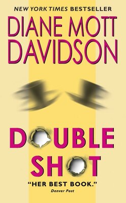Book Double Shot by Diane Mott Davidson