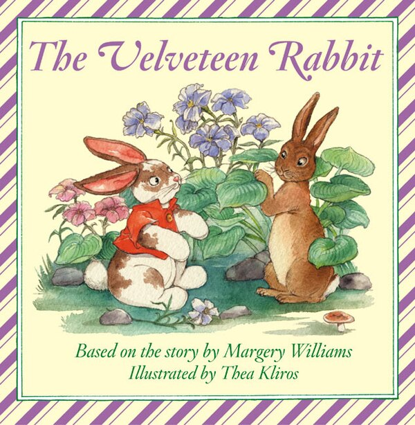 The Velveteen Rabbit Board Book by Margery Williams