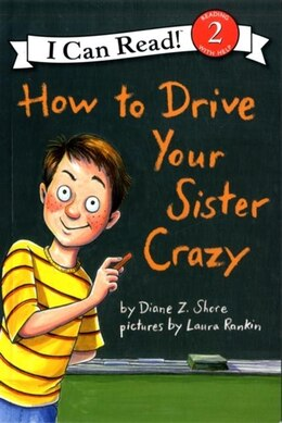 Book How to Drive Your Sister Crazy by Diane Z. Shore