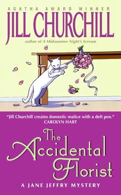 Book The Accidental Florist by Jill Churchill