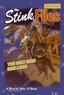 Book Stink Files Dossier 003 You Only Have Nine Lives by & H Holm