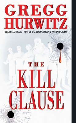 Book The Kill Clause by Gregg Hurwitz