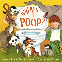 Book Where's The Poop? by Julie Markes