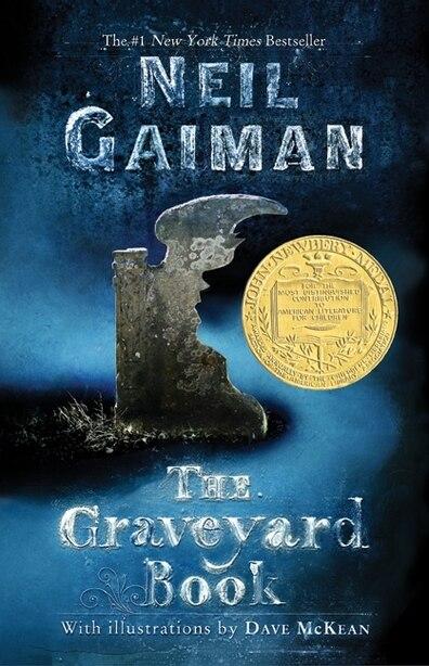 The Graveyard Book de Neil Gaiman