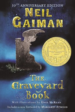 Book The Graveyard Book by Neil Gaiman